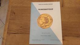 60: Numismatique Ventes Aux Encheres Publiques 9 Mai 2007 Hotel Lutetia Paris - Francés
