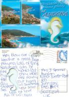 Andora, SV Savona, Italy Postcard Posted 2006 Stamp - Savona