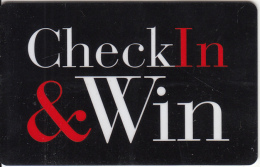 GREECE - Factory Outlet/Check In & Win, Member Card, Used - Other Collections