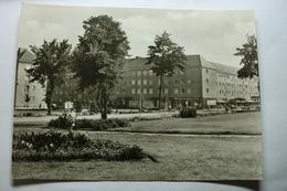 Niesky - Oberlausitz - Zinzendorfplatz, Niska, Zinzendorfowe Namesto - Niesky