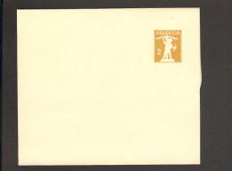 Schweiz Ganzsache Streifband 1909 S 23 Ungebraucht, Gute Erhaltung - Ganzsachen
