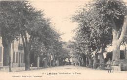 CAROMB - Le Cours - Frankreich
