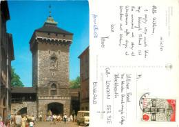 Krakow, Poland Postcard Posted 1984 Stamp - Polen