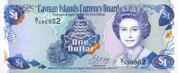 Billet Bank Cayman Islands Currency Board 1 Dollar - Billetes