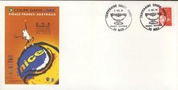 France Centenaire De La Coupe Davis De Tennis  Nice France Australie 3/121999 - Tennis