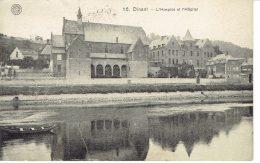 Dinant L'hospice Et L'hopital N° 16   Voir Verso 10 C Casqué Idéalement Apposé - Dinant