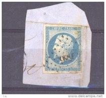 CLX 146  :  YV  14  (o)  PC  686  Ceton - Storia Postale (Francobolli Sciolti)