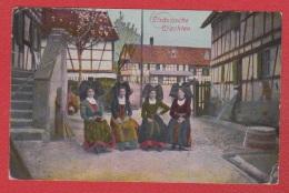 Alsace  -- Elsassische Trachen - Sin Clasificación