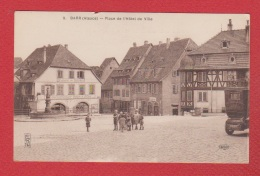 Barr --  Place De L Hôtel De Ville - Barr