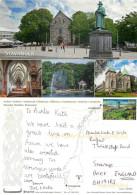 Cathedral, Stavanger, Norway Postcard Posted 2012 Stamp - Noorwegen