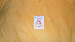 PETIT CHROMO OU IMAGE ANCIENNE DATE ?. / BISCUITS DE CALAIS. / STE ANGLO FRANCAISE VENDROUX VERLINGUE & CIE CALAIS - Trade Cards