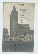 Audenarde (Belgique, Flandre Orientale) : Quartier De L'église Bombardée En 1918 PF RARE. - Sonstige