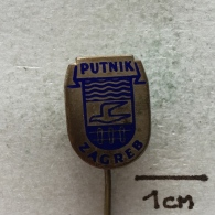 Badge (Pin) ZN003349 - Autobus Transport Putnik - Unclassified