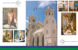 #2 Parliament, Bridgetown, Barbados Postcard Unposted - Barbades