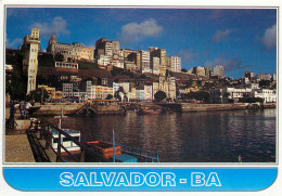 Elevador Lacerda, Salvador De Bahia, Brazil Postcard Unposted - Salvador De Bahia