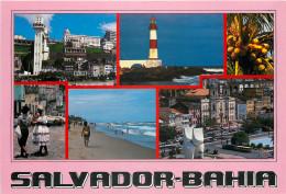 Lighthouse, Salvador De Bahia, Brazil Postcard Unposted - Salvador De Bahia