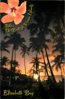 Elizabeth Bay, Tortola, British Virgin Islands Postcard Unposted - Vierges (Iles), Britann.
