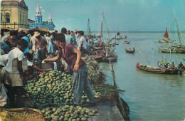 Market People, Belem, Brazil Postcard Unposted - Belém