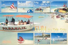 Multiview, Aruba Postcard Unposted - Geschichte, Philosophie, Geographie