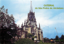 Cathedral, Petropolis, RJ, Brazil Postcard Unposted - Sonstige