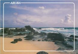 Coast Scene, Aruba Postcard Unposted - Geschichte, Philosophie, Geographie