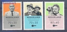 Netherlands 1993 Mi  MNH -  Family / Social Care Dogs  ( ZE3 NTH1474-1476IA )