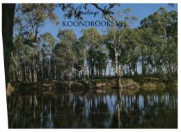 (350) Australia - VIC - Kooondrook (modern Card) - Australia