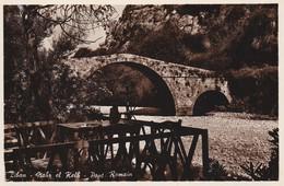 LIBAN---NAHR EL KELB--pont Romain--- Voir 2 Scans - Syrie