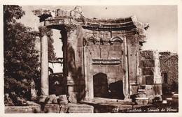 LIBAN---BAALBEK--- Venus Temple--- Voir 2 Scans - Libano