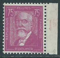 FRANCE 1933 YT 292 Neuf ** - Paul Doumer - France