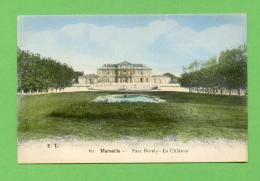 CPA  FRANCE  13  ~  MARSEILLE  ~  60  Parc Borely, Le Château  ( E. L. ) - Endoume, Roucas, Corniche, Plages