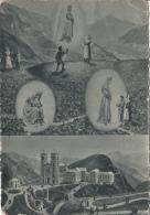 Pelerinage De Notre Dame De La Salette, Apparition Et Basilique - Schilderijen, Gebrandschilderd Glas En Beeldjes