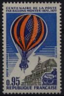 PA N° 45 - X X - ( F 539 ) - ( Ballon Poste )