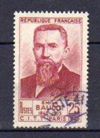 FRANCE     Oblitéré    Y. Et T.      N° 846     Cote:  2,75 Euros