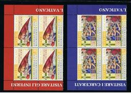 2016 - VATICANO -S24C - SET OF 16 STAMPS ** - Vaticano