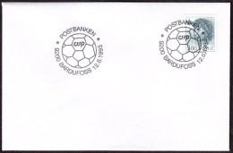 NORWAY - Bardufoss 12.6.1993 «Postbanken Handball Cup» - Handball