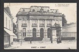 DF / 77 SEINE ET MARNE / PROVINS / LE NOUVEL HÔTEL DE LA CAISSE D'ÉPARGNE INAUGURÉ LE 28 MAI 1911 - Provins
