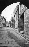 80-SAINT-VALERY-SUR-SOMME- LE PORCHE DE L'EGLISE - Saint Valery Sur Somme