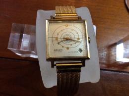 Montre Reglia Mod.Hourriez Ortf Ato Plaque Or - Watches: Old
