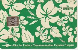 Télécarte POLYNESIE Paréo 1993 - French Polynesia
