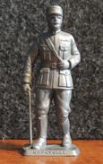 Mokarex Série La Grande Guerre 1914-18 : Maréchal FAYOLLE - Complet Avec Sa Canne - Figurines