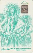 Télécarte POLYNESIE Vahiné - French Polynesia