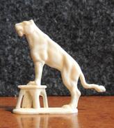 Café Scarpia / Erdal Waxa - Série Du Cirque SARRASANI - Lionne De Profil - Intact Complet - - Figurines