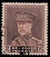 Belgique 1931. ~ YT 321 - 2 F. Albert 1er