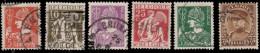Belgique 1932. ~ YT 336/41 - 6 Valeurs
