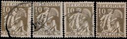 Belgique 1932. ~ YT 337 Par 4 - Agriculture