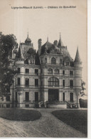 CPA - LIGNY LE RIBAULT - CHATEAU DE BON HOTEL - CHARDON - Otros Municipios