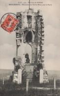 ENVIRONS DE ROUEN -76- MOULINEAUX - MONUMENT DES SOLDATS MORTS POUR LA PATRIE - Other Municipalities