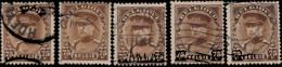 Belgique 1932. ~ YT 341 Par 5 - 75 C. Albert 1er