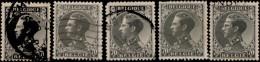 Belgique 1934. ~ YT 401 Par 5 - 70 C. Léopold III